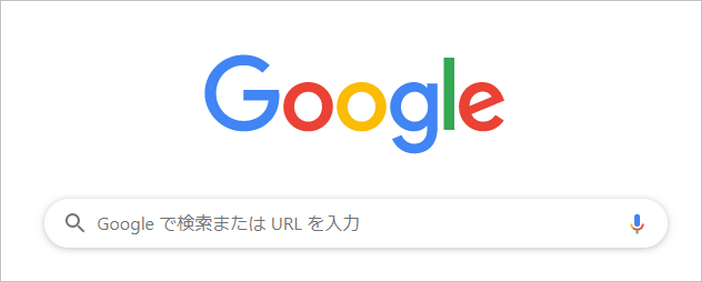 Googleからの指名検索